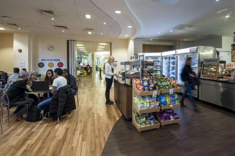 National Library Cafe Opening Hours